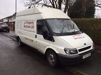 Ford TRANSIT 2.4 350 LWB Very good condition no Rust (yes!! TRANSIT with out RUST)