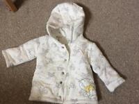Tiny baby coat