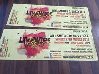 Will Smith Blackpool Livewire Festival