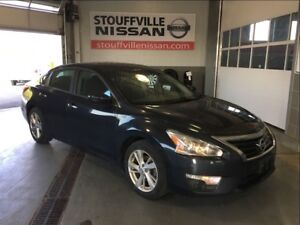 Nissan Altima 2.5 sv alloy wheels and sunroof 2013