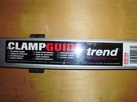 Trend 24 inch clamp guide.