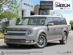 2013 Ford Flex Limited PST PAID