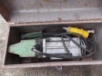 Kango 110 volt works as drill but not as jack hammer easy repair ? cheap £20