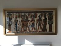 Papyrus Egyptian picture