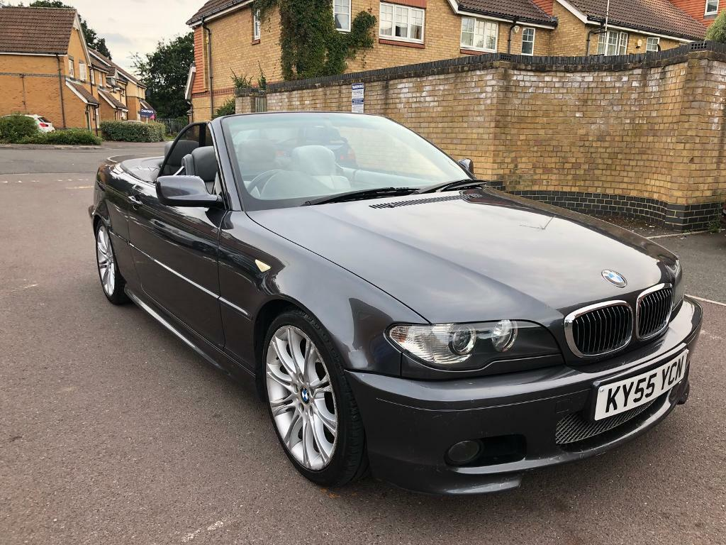 Bmw 325ci Convertible M Sport 2005 E46 Offers Welcome