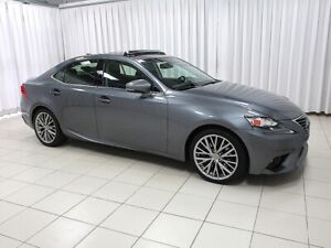 2016 Lexus IS 300 THE COMPACT DRIVER'S SEDAN FROM LEXUS IS HERE