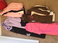 Ladies Skiwear Size 8-10 Salopettes Jacket