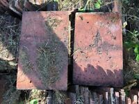 500-600 red roof tiles