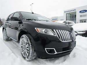 2013 Lincoln MKX Base | LEATHER | SYNC |