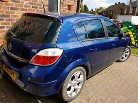 Breaking only 56plate astra sxi 1.7cdti