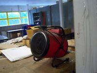 POWERFIX Industrial Fan Heater £15.00