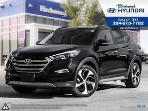 2017 Hyundai Tucson SE AWD 1.6T *Leather Sunroof