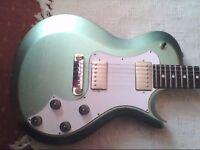 PRS S2 Singlecut Frost Green Matallic elctric guitar not fender gibson ibanez
