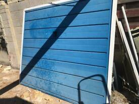 Free garage door maybe scrap?