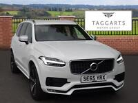 Volvo XC90 D5 R-DESIGN AWD (white) 2016-01-20
