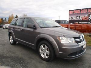 2013 Dodge Journey CERTIFIED!