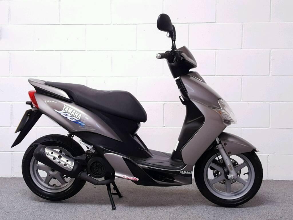 2003 yamaha jog r 50cc scooter low mileage in taverham. Black Bedroom Furniture Sets. Home Design Ideas