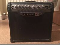 Line 6 Spider III 15 Electric Guitar Amp