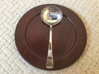 "Soup Ladle ""Old English"" Soup Ladle by Arthur Price. Unused. pristine £135 New....yours for £59.99"