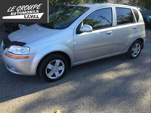 2008 Chevrolet AVEO 5 LT / /AIR