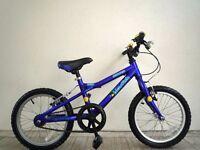 "(2117) 16"" 10"" LIGHTWEIGHT Aluminium DAWES Boys Girls Childs Bike Bicycle Age: 5-7 Height: 110-125cm"