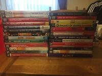 27 PC games and PS2 games