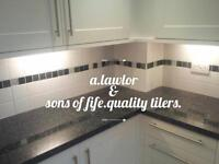 A. Lawlor & sons of Fife, quality tilers.