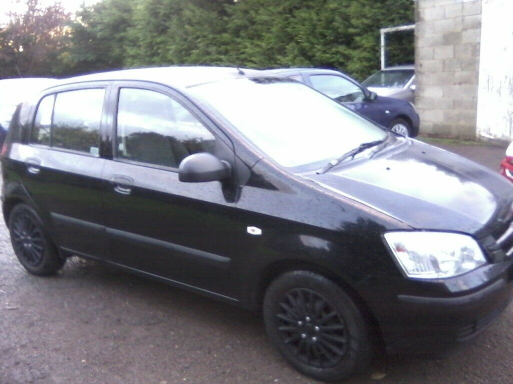 HYUNDAI GETZ 1-3 GSI 5-DOOR 2004 (54 PLATE) 112K MILES WITH SERVICE HISTORY  12 MONTHS MOT, ANY TRIAL
