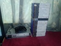 im selling my play station 2 and 29 games one controller and a memory card