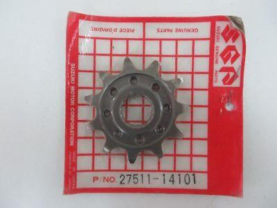 SUZUKI RM125 Kettenrad vorne neu 2751114101