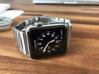 Apple Watch 38mm Stainless Steel Sapphire