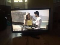 Bush 42 LCD HD TV with Freeview
