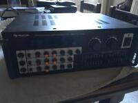 Auna Karaoke Amplifier