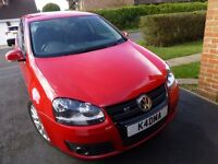 VW GOLF GT TDI, LADY OWNER, OWNED FOR 7 YEARS