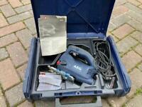 AEG corded jigsaw 240v