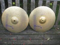 """Cymbals - Meinl 14"""" Hi Hat Cymbals"""