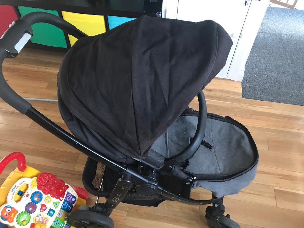 Graco evo pushchair stroller