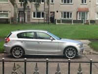 Bmw 1 series 68k 116i swap