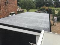 EPDM roofing installers