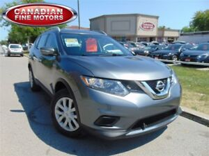 2014 Nissan Rogue S-DUAL DVD-ONE OWNER-CAM-BLUETOOTH