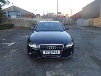 Audi A4 TDi S Line (black) 2012