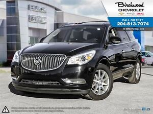 2016 Buick Enclave Leather AWD   LEATHER   SUNROOF
