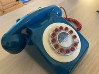 Retro house phone