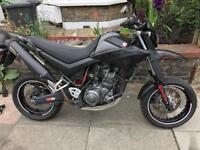 Yamaha Xt660x super moto enduro not Aprilia Ducati Suzuki Kawasaki Honda ktm