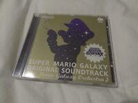 SUPER MARIO GALAXY ORIGINAL SOUNTRACK RARE / PAY PAL / FREE POSTAGE.