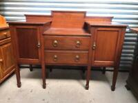 Mahogany sideboard FREE DELIVERY PLYMOUTH AREA