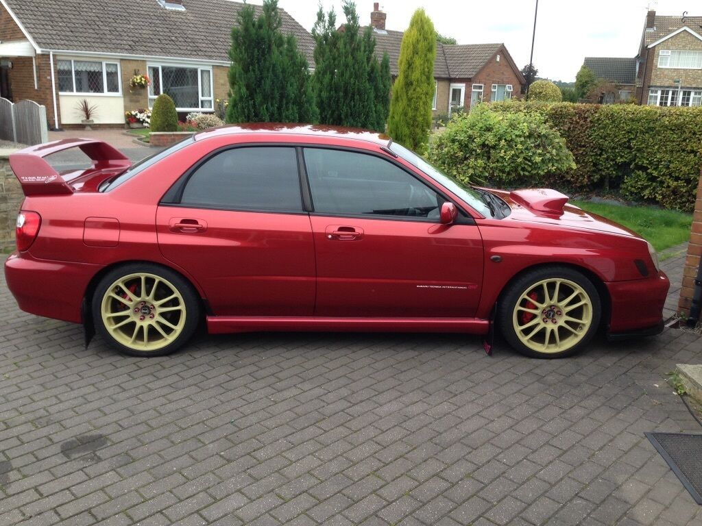 subaru impreza wrx sti 2003 340bhp in leeds west yorkshire gumtree. Black Bedroom Furniture Sets. Home Design Ideas