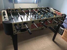 Sportcraft football table