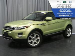 2012 Land Rover Range Rover Evoque Pure Premium *WITH CPO* *BONU