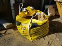 Free - Bulky Bag of Paving sand